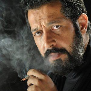 کامران تفتی در فیلم «گروه آلما»