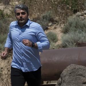 محمدرضا رهبری در فیلم «سرزمین آبی»