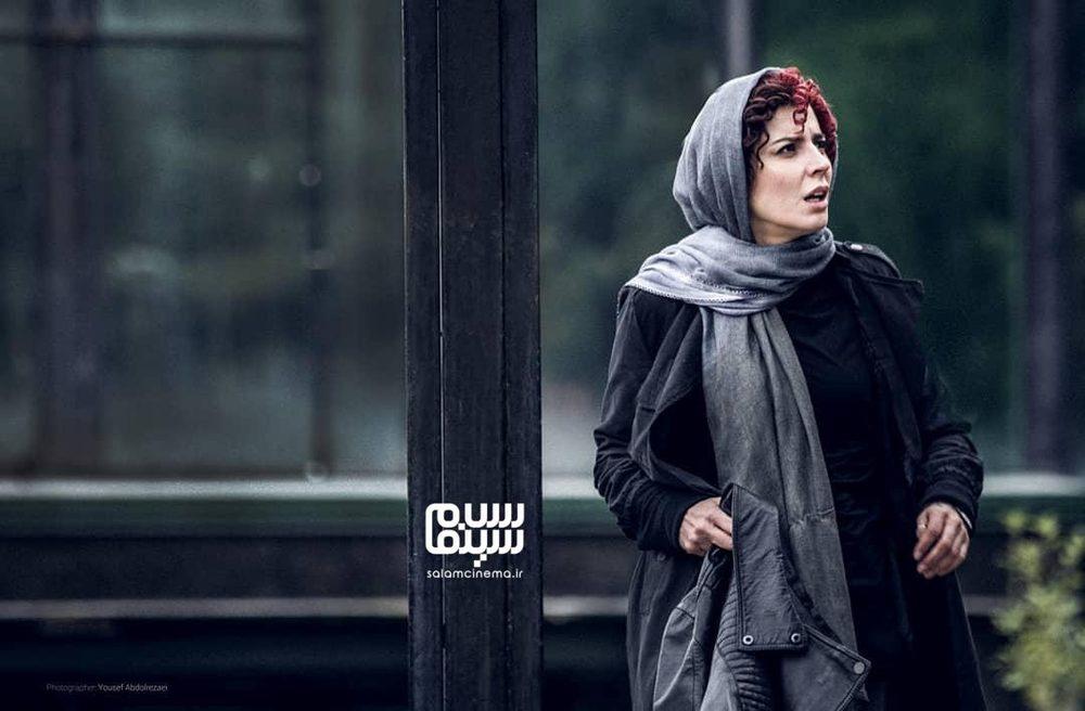 لیلا حاتمی در سریال نمایش خانگی «نهنگ آبی»