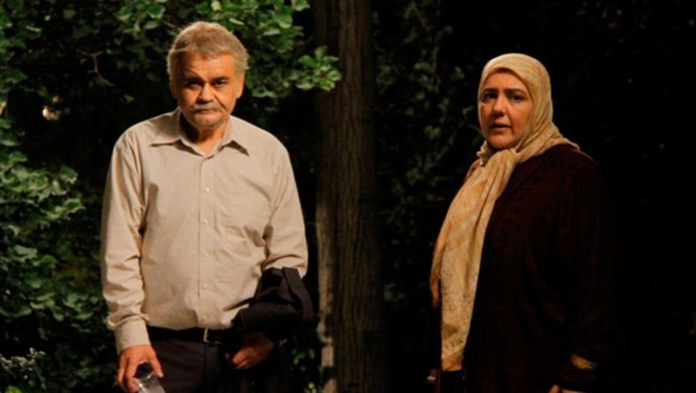 اکبر عبدی و زویا امامی در تله فیلم «خسیس»