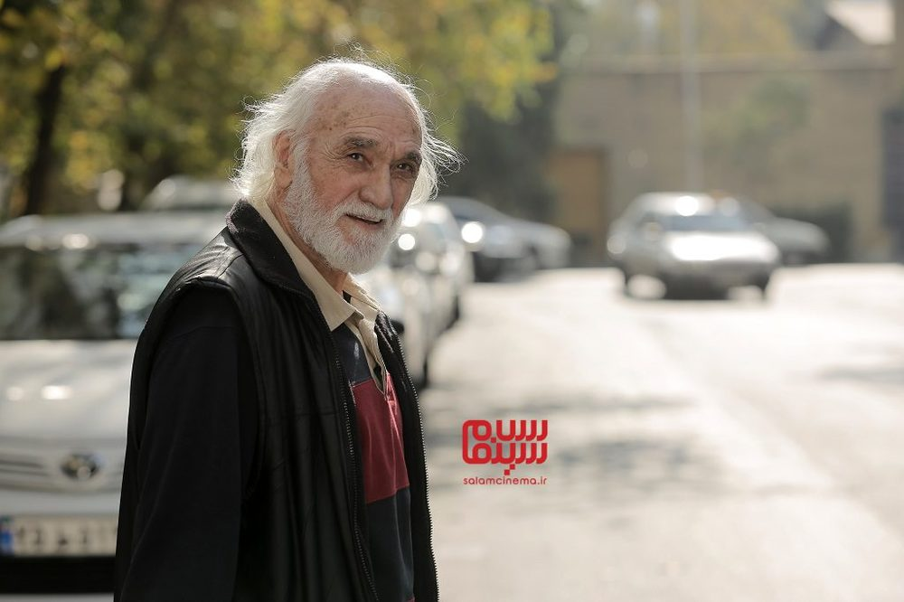 حسین ملکی در فیلم سینمایی «پاسیو»
