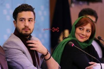 مهرداد صدیقیان در نشست «شماره 17 سهیلا» در جشنواره فیلم فجر35