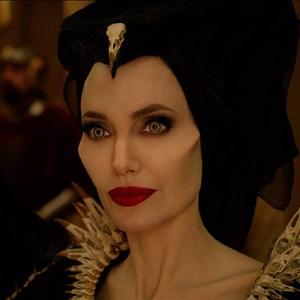 آنجلینا جولی در فیلم سینمایی «مالیفیسنت 2: معشوقه شیطان» (Maleficent: Mistress of Evil)