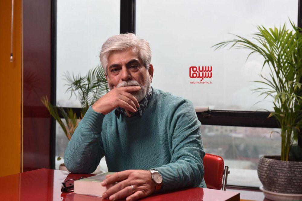سریال مانکن حسین پاکدل