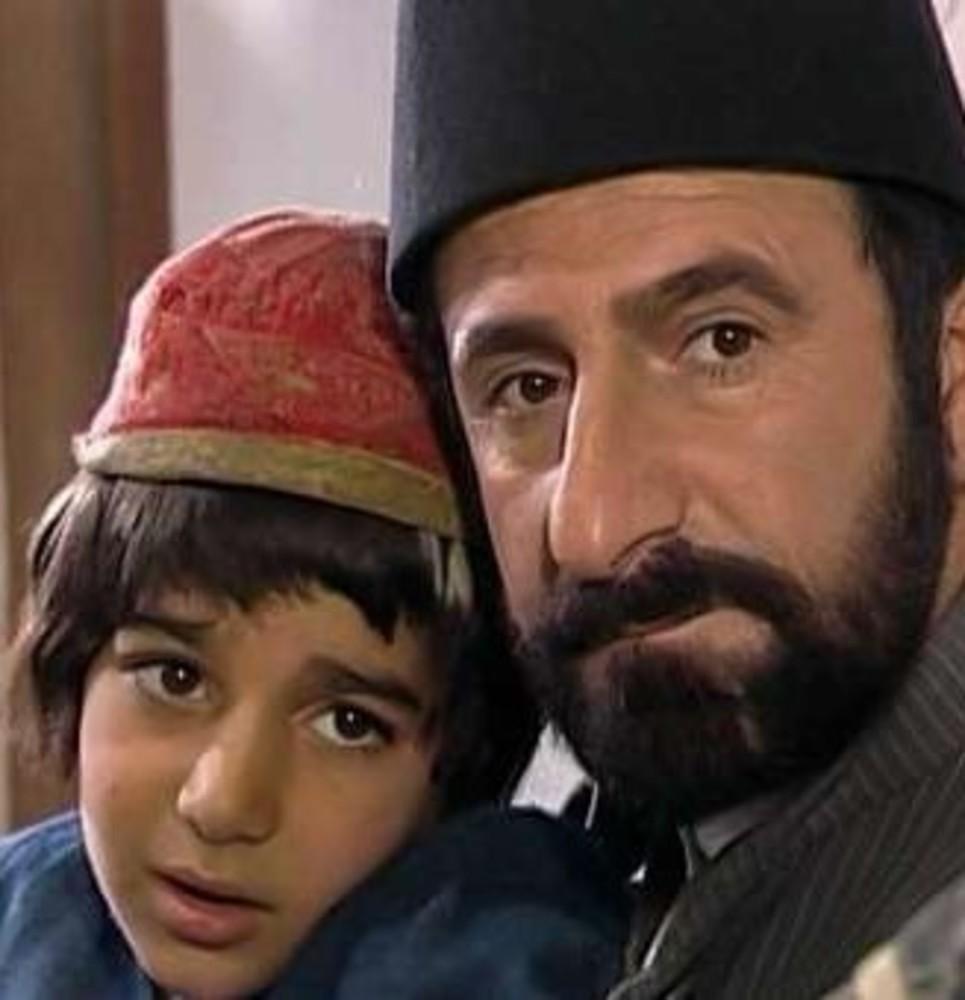 پرهام کرمی و مهران رجبی در سریال «روزگار قریب»