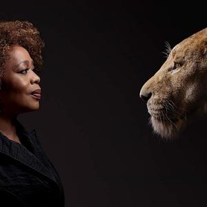 آلفری وودارد در انیمیشن «شیر شاه» (The Lion King)