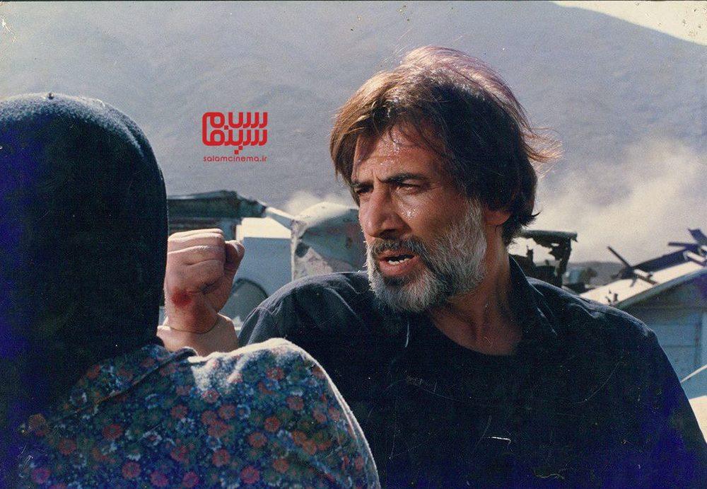 فرامرز صدیقی در فیلم «دندان مار»