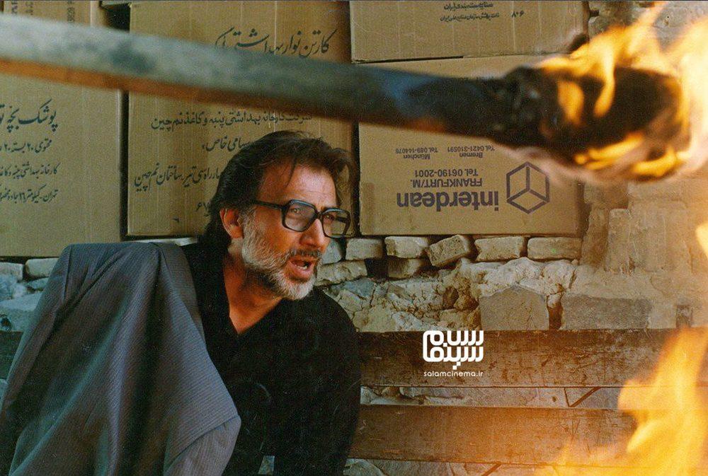 فرامرز صدیقی در فیلم سینمایی «دندان مار»