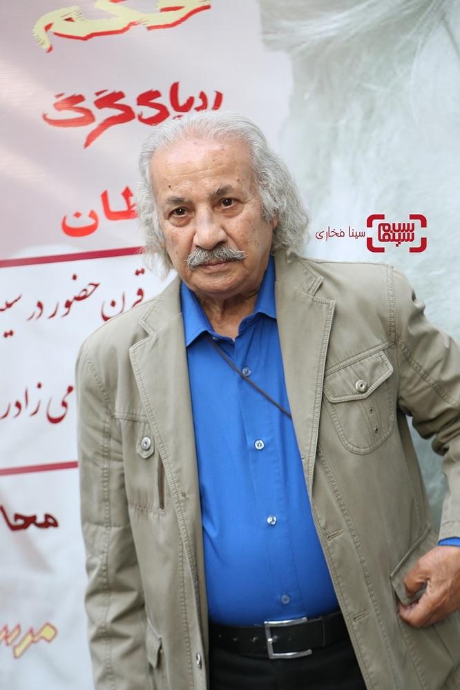 سعید پیردوست در آیین فیلم «دندان مار» به مناسبت زادروز 78 سالگی مسعود کیمیایی در موزه سینما