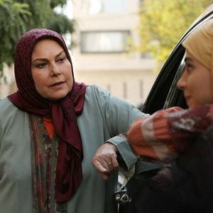 مهرانه مهین ترابی در سریال «آنام»