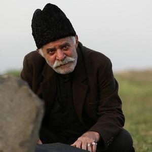 سیروس گرجستانی در سریال «آنام»