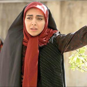 مهشید جوادی در سریال تلویزیونی «آنام»