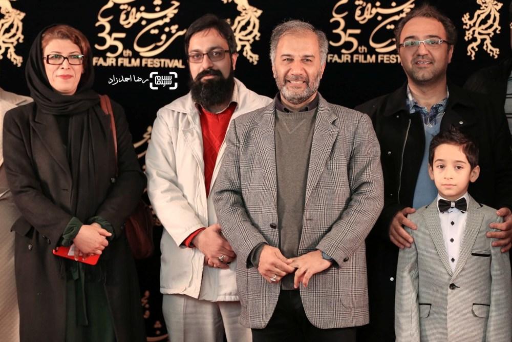 اکران «ماجان» در سی و پنجمین جشنواره فیلم فجر
