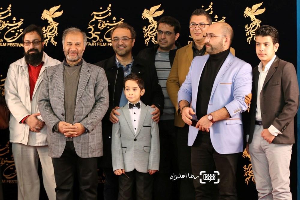 اکران فیلم «ماجان» در جشنواره فیلم فجر35
