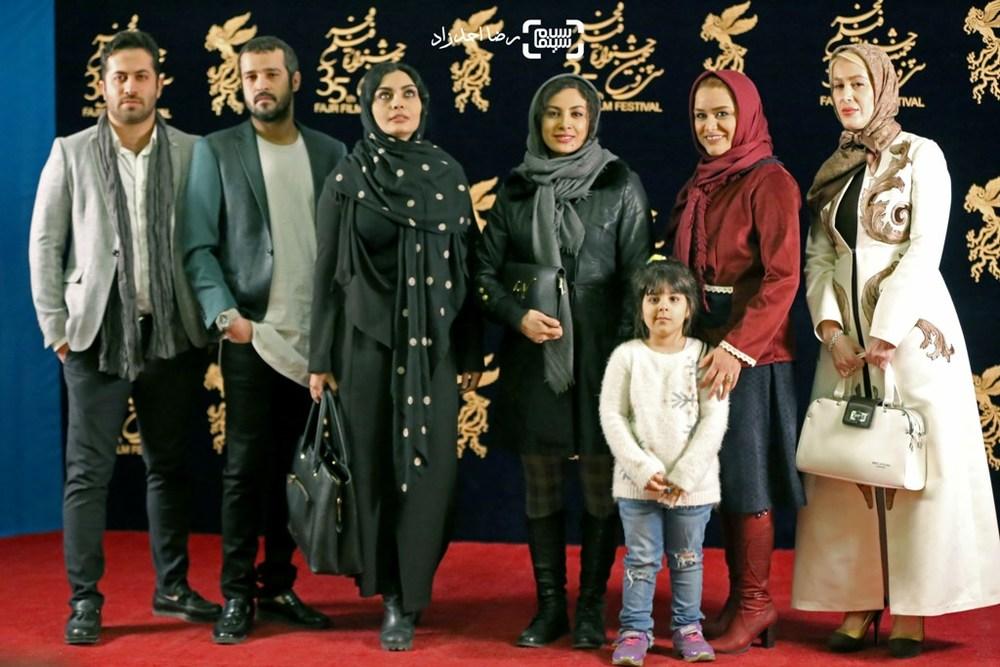اکران فیلم «دریاچه ماهی» در سی و پنجمین جشنواره فیلم فجر