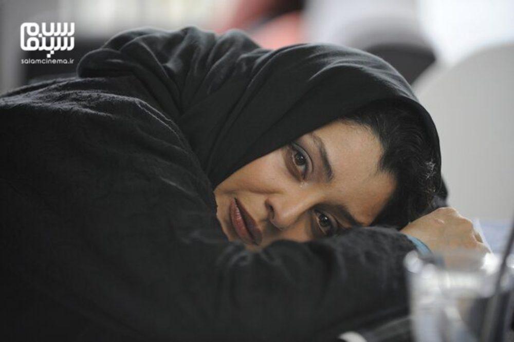ساره بیات در فیلم «هزارتوو»