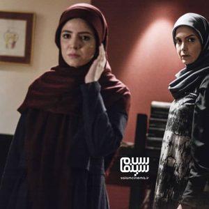 سامیه لک در سریال «ترور خاموش»