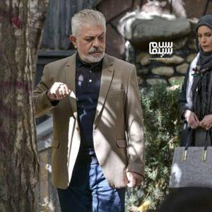 پرویز فلاحی پور در سریال «ترور خاموش»