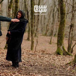 طناز طباطبایی و میلاد کی مرام در فیلم «روسی»