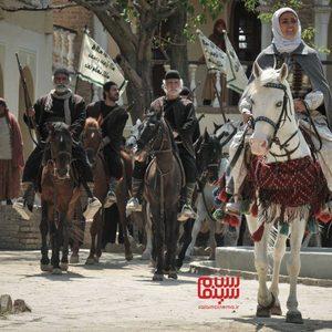 پانته آ سیروس در سریال تلویزیونی «بانوی سردار»