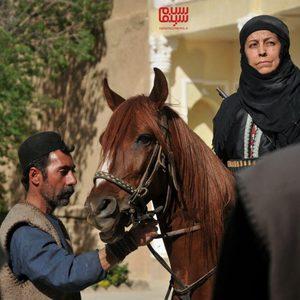 سهیلا رضوی در سریال «بانوی سردار»