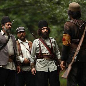 امیرحسین صدیق، حمیدرضا پگاه و بهروز شعیبی در مینی سریال «گیله وا»