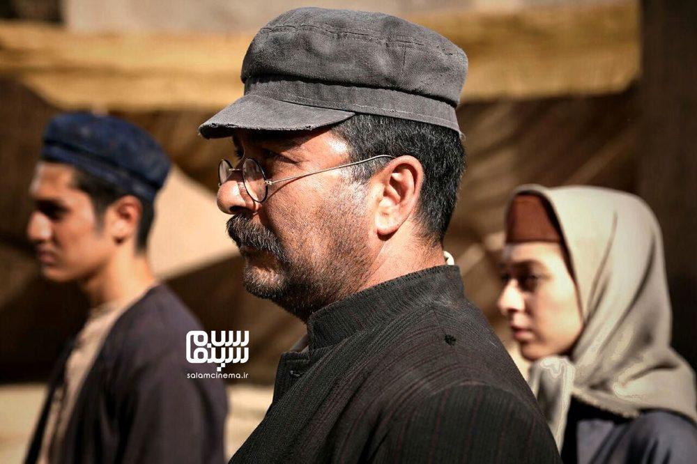 امیرحسین صدیق در مینی سریال «گیله وا»