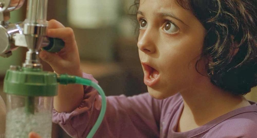 کیمیا حسینی در فیلم «جدایی نادر از سیمین»