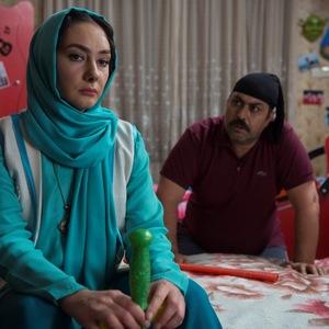 هانیه توسلی و فرهاد اصلانی در سریال «شاهگوش»