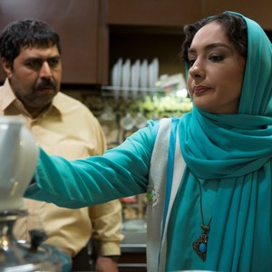 هانیه توسلی و فرهاد اصلانی در سریال نمایش خانگی «شاهگوش»