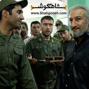 محسن تنابنده، احمد مهران فر و هادی کاظمی در سریال «شاهگوش»