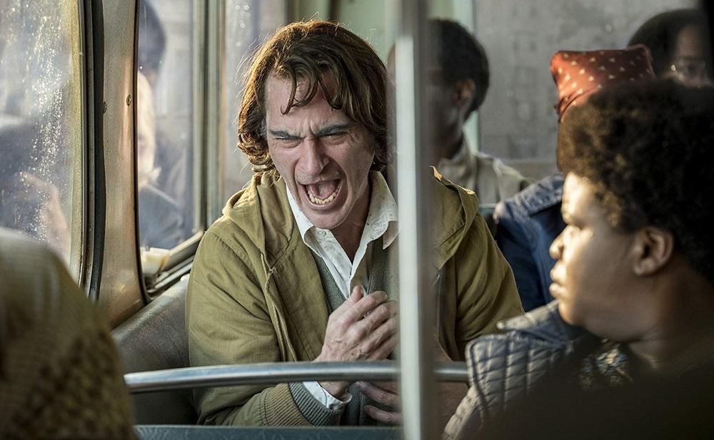 واکین فینیکس در نمایی از فیلم سینمایی «جوکر» (Joker)