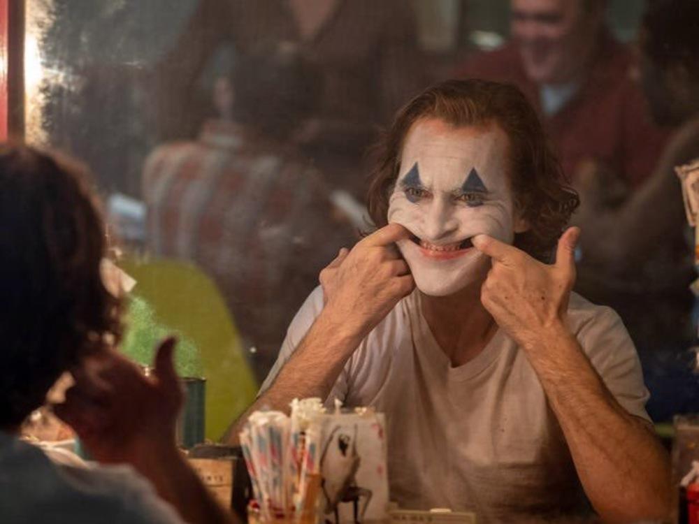 واکین فینیکس در فیلم «جوکر» (Joker)