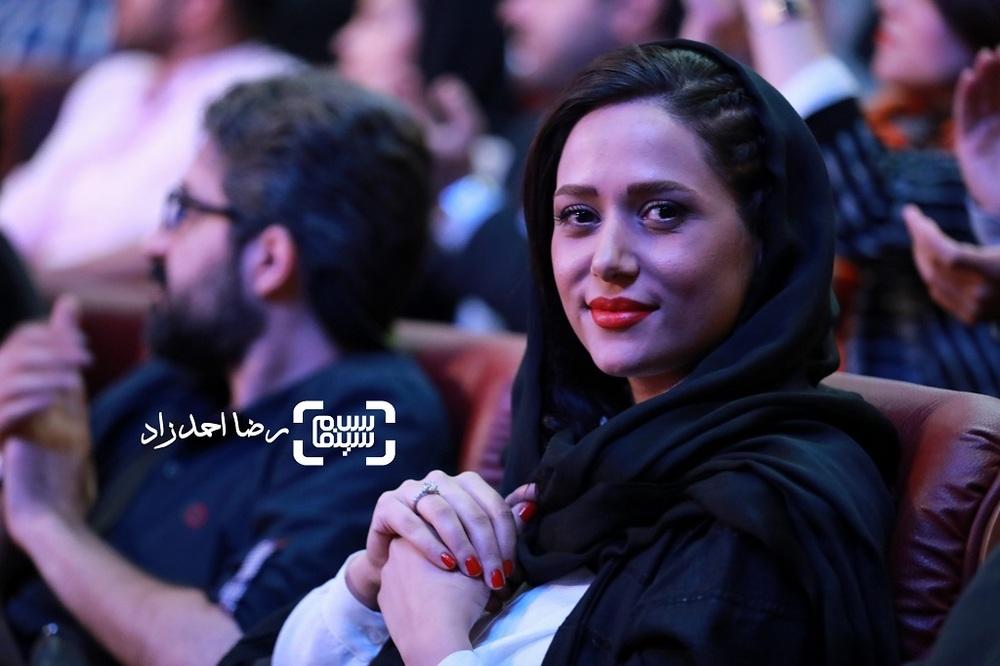 پریناز ایزدیار بازیگر فیلم «سرخ پوست» در بیست و یکمین جشن خانه سینما