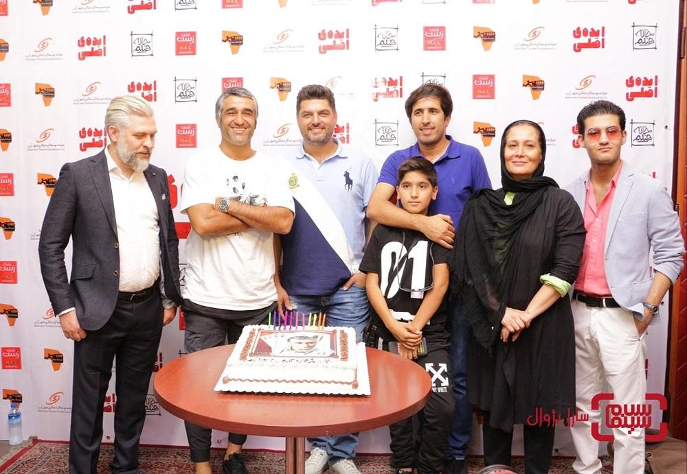 اکران ویژه فیلم «ایده اصلی» در سینما استقلال