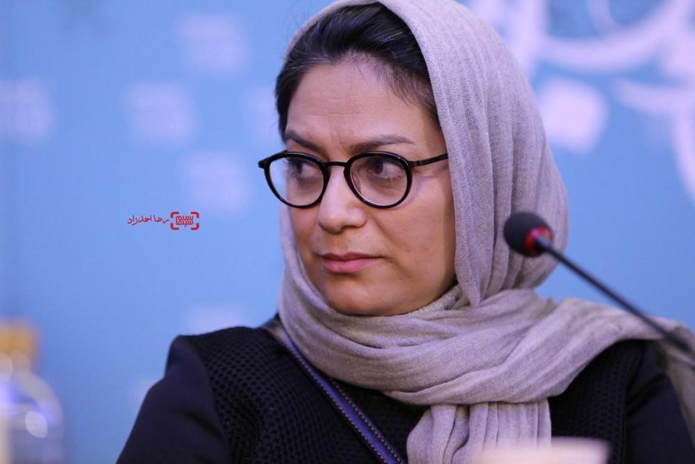 منیر قیدی در نشست فیلم «ویلایی ها» در سی و پنجمین جشنواره فیلم فجر