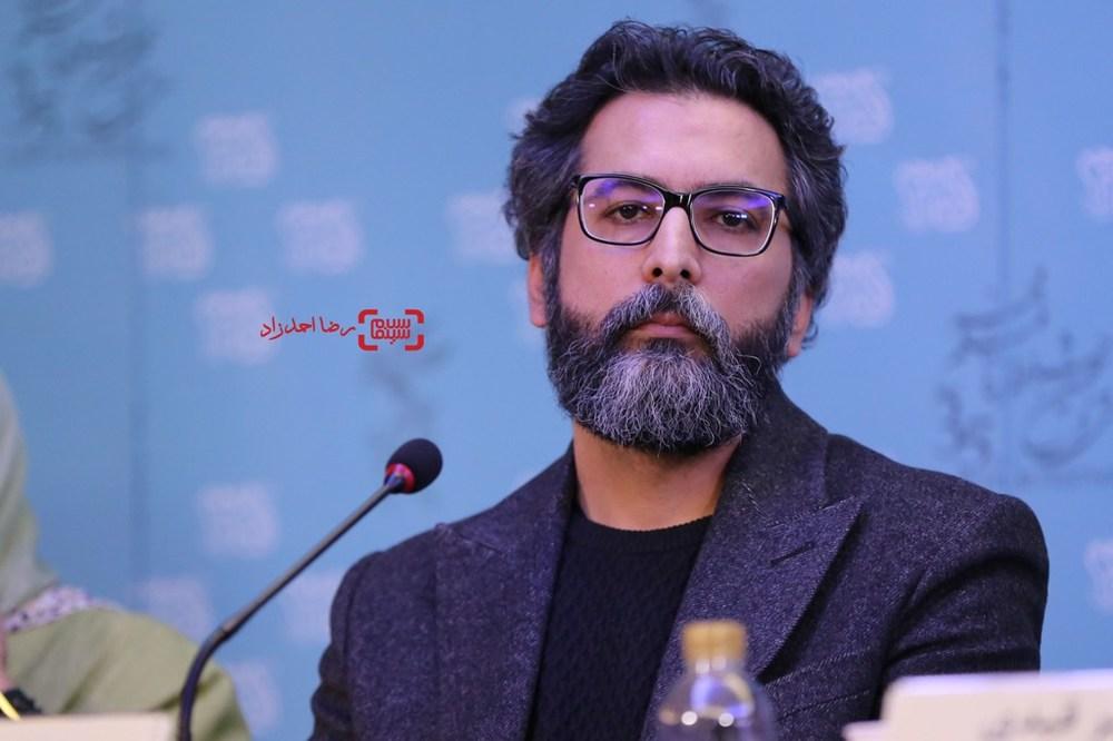سعید ملکان در نشست «ویلایی ها» در جشنواره فیلم فجر35