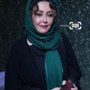 شقایق فراهانی در اکران خصوصی فیلم «کلوپ همسران» در ایوان شمس