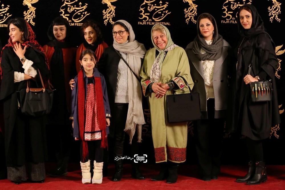 اکران فیلم «ویلایی ها» در سی و پنجمین جشنواره فیلم فجر