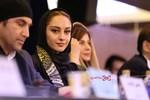 ترلان پروانه در نشست «فراری» در سی و پنجمین جشنواره فیلم فجر