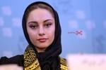 ترلان پروانه در نشست فیلم «فراری» در سی و پنجمین جشنواره فیلم فجر