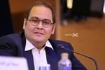 رضا داوودنژاد در نشست «فراری» در سی و پنجمین جشنواره فیلم فجر