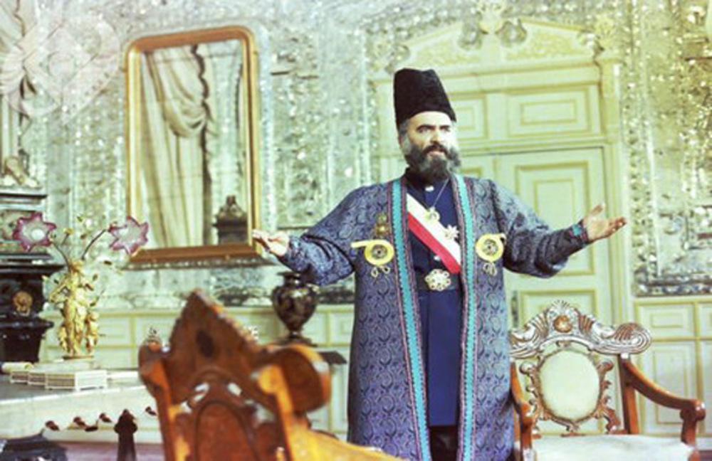 سعید نیک پور در سریال «امیرکبیر»