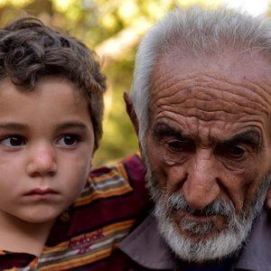 حمدالله عزیزی و محمد آذرخش در فیلم «ایرو»