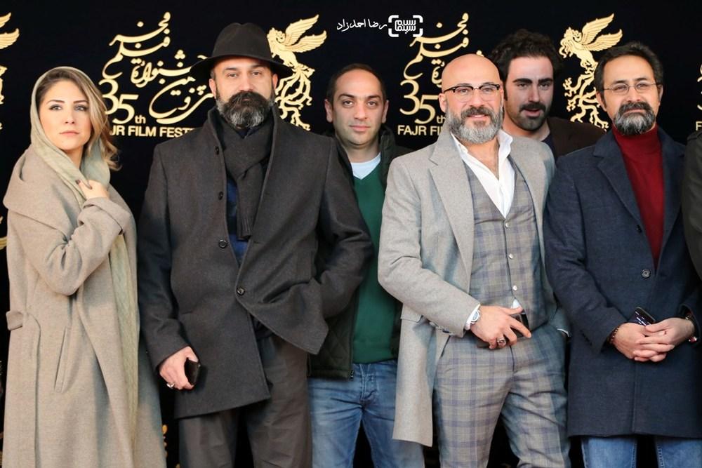 اکران «بدون تاریخ، بدون امضا»  در سی و پنجمین جشنواره فیلم فجر