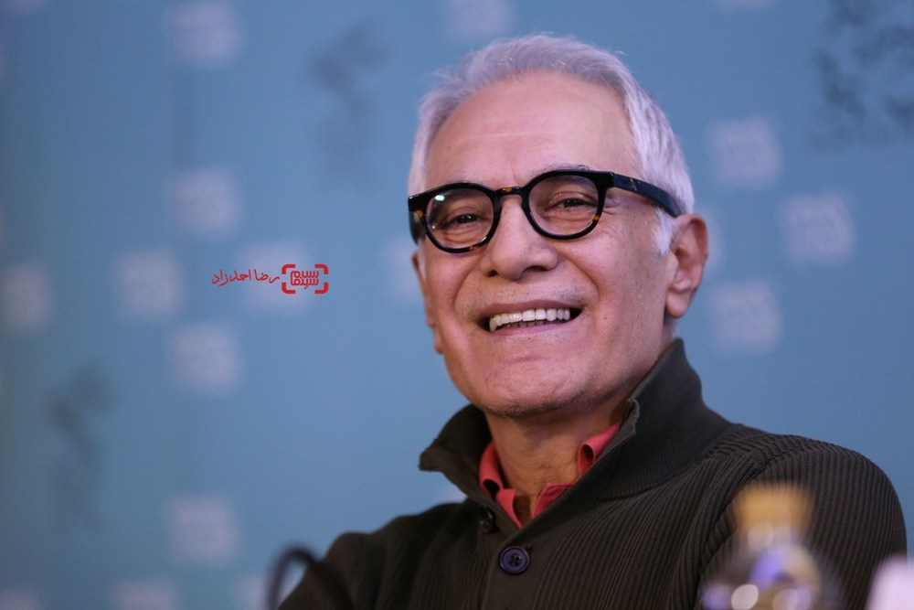محمود کلاری در نشست فیلم «فراری» در سی و پنجمین جشنواره فیلم فجر