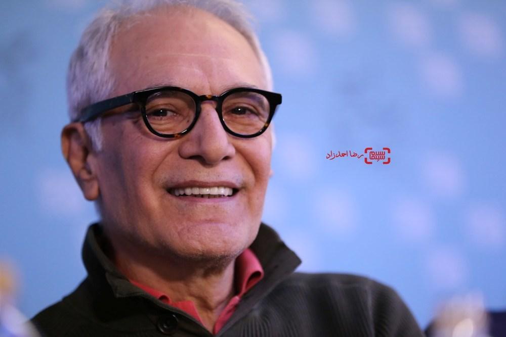 محمود کلاری در نشست فیلم «فراری» در جشنواره فیلم فجر35