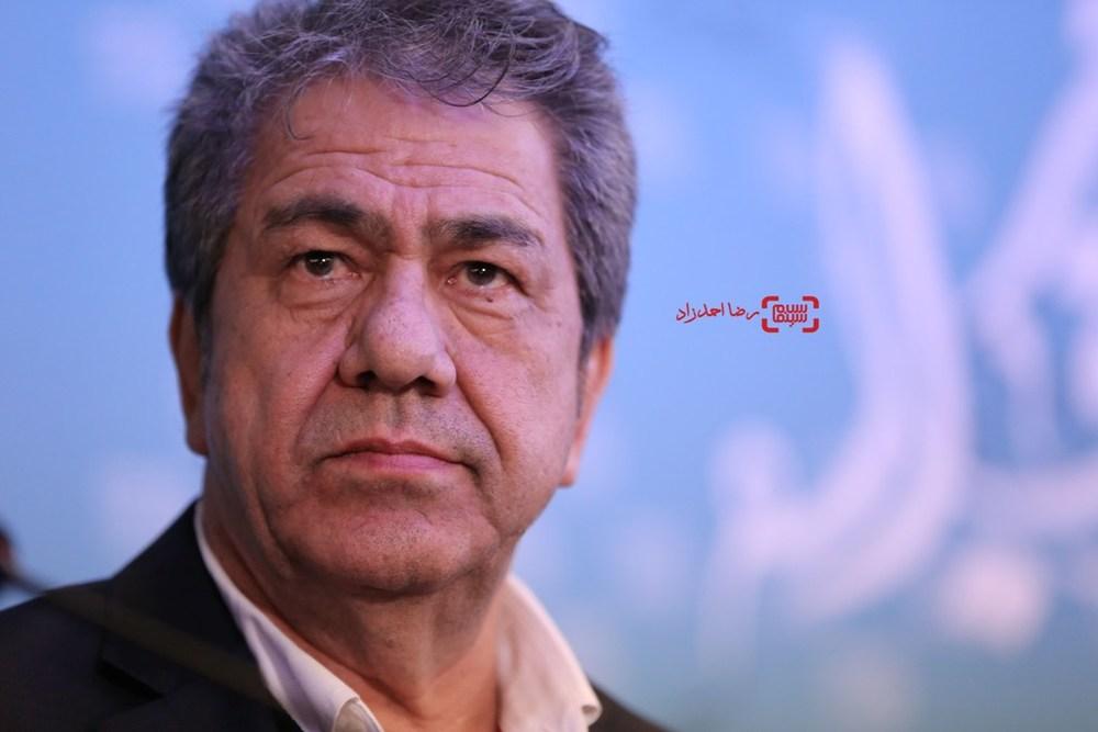جهانگیر کوثری در نشست فیلم «فراری» در سی و پنجمین جشنواره فیلم فجر