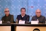 نشست فیلم «فراری» در سی و پنجمین جشنواره فیلم فجر