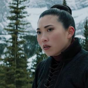 نورا آکوافینا در فیلم سینمایی «جومانجی2: مرحله بعد» (Jumanji: The Next Level)